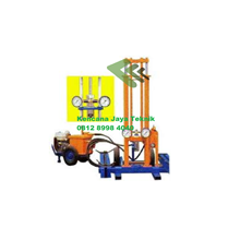 Hydraulic Dutch Cone Penetrometer cap 10 ton