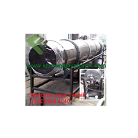 Jual Mesin Rotary Dryer