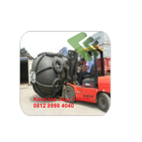 Jual Pneumatic rubber fender KJT 2