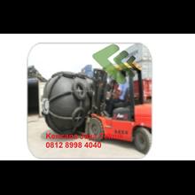 Pneumatic rubber fender KJT 2