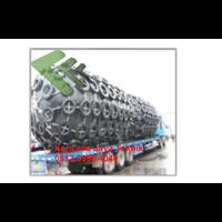 Pneumatic rubber fender KJT 4