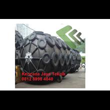 Pneumatic rubber fender KJT 7