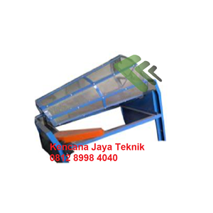 Ayakan Model Rotary bata
