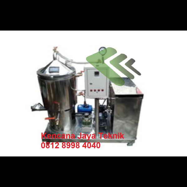 Mesin Evaporator Vacuum KJT 1
