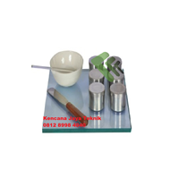 Plastic Limit Test set 1