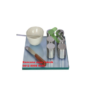 Plastic Limit Test set