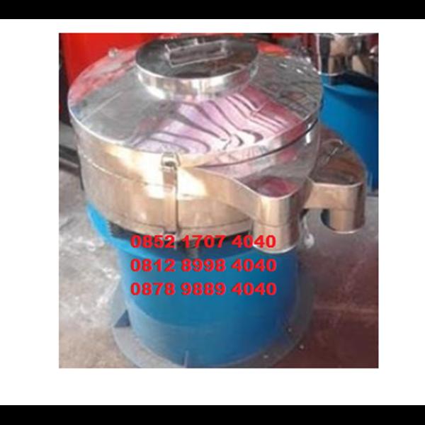 Mesin Pengayak Gula Semut