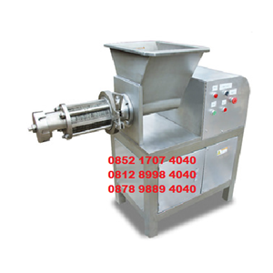 Dari Mesin Giling Daging dan Unggas - Mesin MDM 1