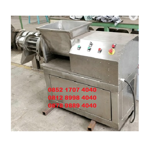 Dari Mesin Giling Daging dan Unggas - Mesin MDM 3