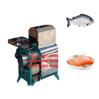 Sell Meat and fish bone separator machine 2