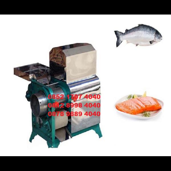 Mesin Pemisah daging dan tulang ikan 2