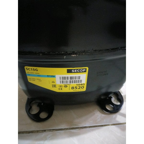 Kompresor AC Secop SC 15 G