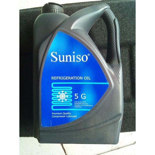 Oli Kompresor AC Suniso 5G