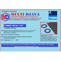 GASKET TOMBOTM No.1120 CLINSIL TM Top