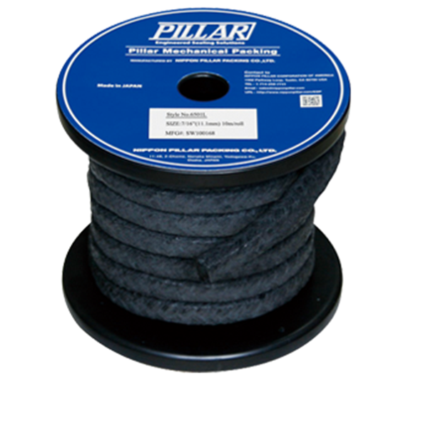 Pillar Mechanical Packing Style No.6501L
