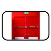 Jual Fire Door