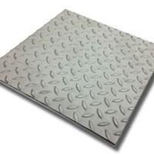 Plat Bordes Checkered Plate