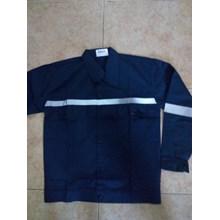 Baju Kerja Atasan Safety Warna Biru Benhur Ukuran L Murah WA 085288918182
