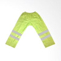 Jual Baju Celana Kerja Safety Warna Hijau Stabilo Ukuran M Murah WA 085288918182