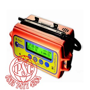 Dari Triple Plus+ MultiGas Detector Crowcon 6