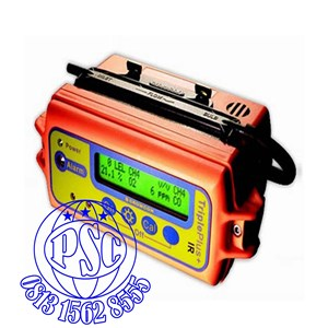Dari Triple Plus+ MultiGas Detector Crowcon 4