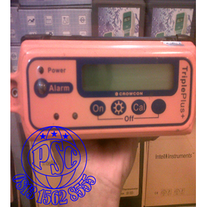 Dari Triple Plus+ MultiGas Detector Crowcon 3