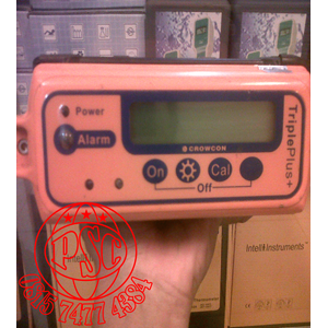 Dari Triple Plus+ MultiGas Detector Crowcon 0