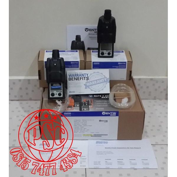 Ventis MX4 MultiGas Detector Indsci