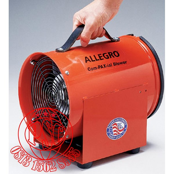 Blower 8 AC COM-PAX-IAL Allegro Safety
