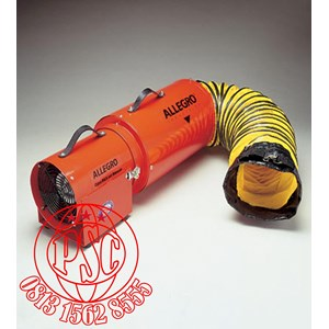 Blower With Canister-15 & 25 8 AC COM-PAX-IAL Allegro Safety