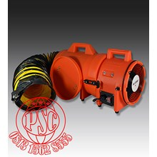 "Blower with Canister-15' & 25' 8"" COM-PAX-IAL Allegro Safety"