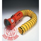 "Blower with Canister-15 & 25 8"" DC Axial Allegro Safety 1"