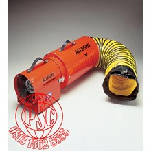"Blower With Canister-15 & 25 8"" DC COM-PAX-IAL Allegro Safety"