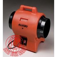 """Blower8"""" Industrial Plastic Allegro Safety"""