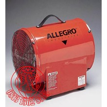 "Blower 12"" DC Metal Allegro Safety"