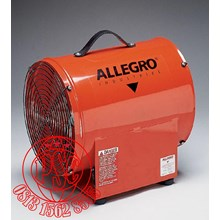 "Blower 12"" High Output Axial Allegro Safety"