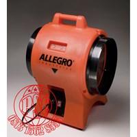 """Blower 12"""" Industrial Plastic Allegro Safety"""