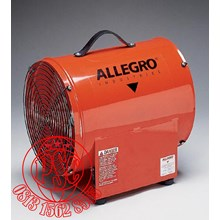 "Axial Blower 12"" Standard Allegro Safety"