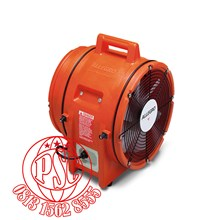 """Blower 12"""" Explosion-Proof Plastic Axial Allegro Safety"""