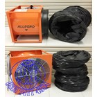 "Blower 16"" Explosion-Proof High Output Allegro Safety 4"