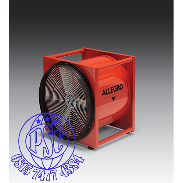 "Blower 16"" Explosion-Proof High Output Allegro Safety"