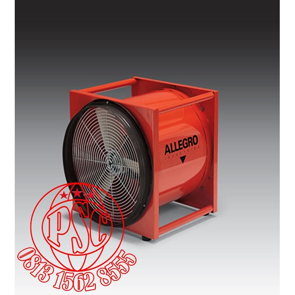 "Blower 20"" Explosion-Proof Allegro Safety"