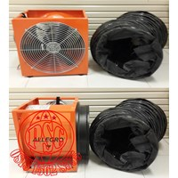 "Jual Blower 20"" High Output Allegro Safety"