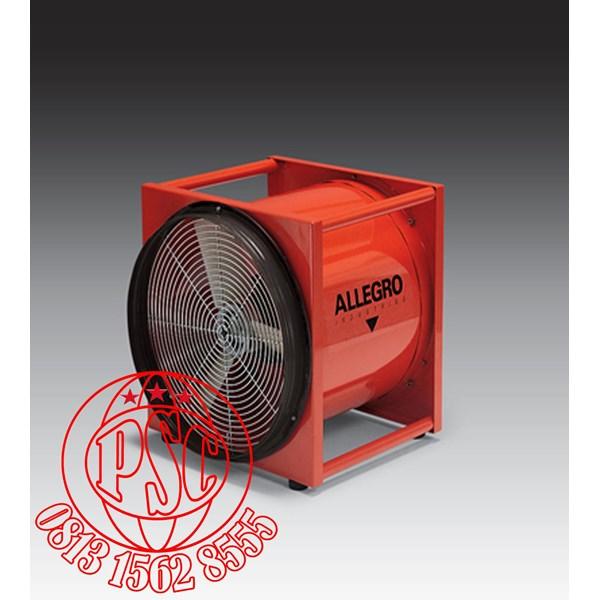 """Blower 20"""" High Output Allegro Safety"""