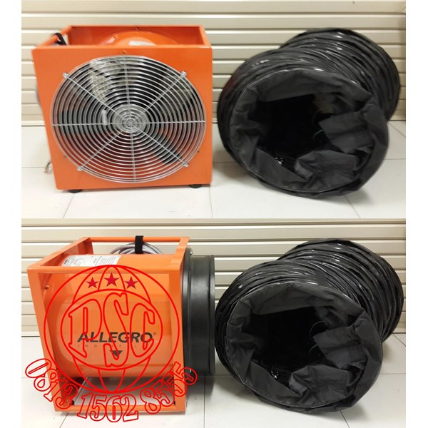 "Blower 20"" Explosion-Proof High Output Allegro Safety"