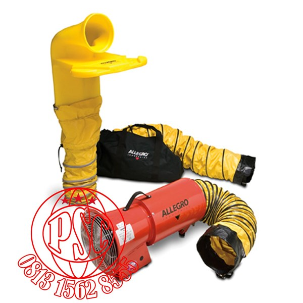 Plastic Blower System with MVP Allegro Safety