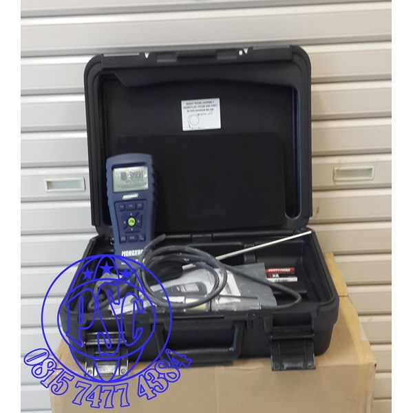 Gas Analyzers CO Monoxor Plus Bacharach