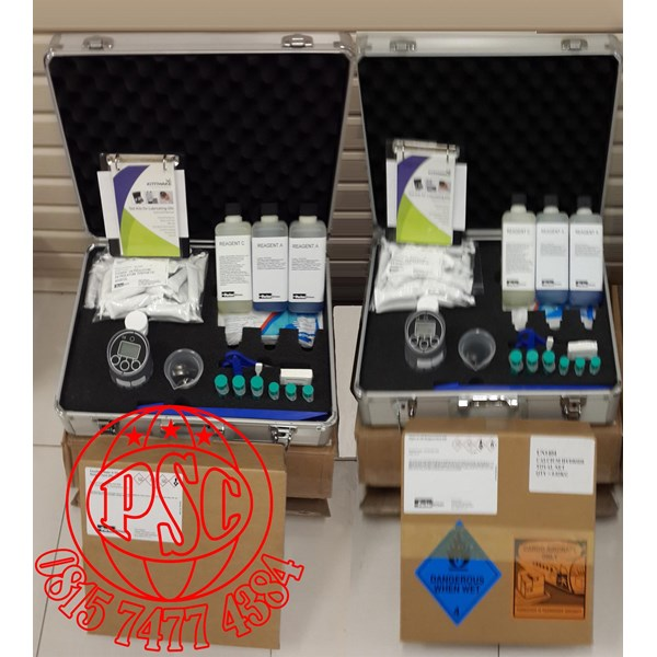 Oil Test Kit Kittiwake EasySHIP DIGI Water Test Kit