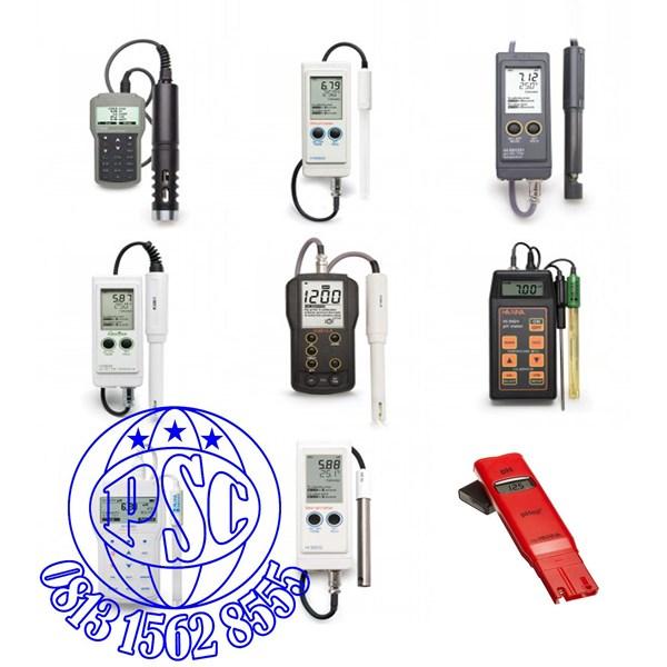 pH Meter & ISE Meter Hanna Instruments
