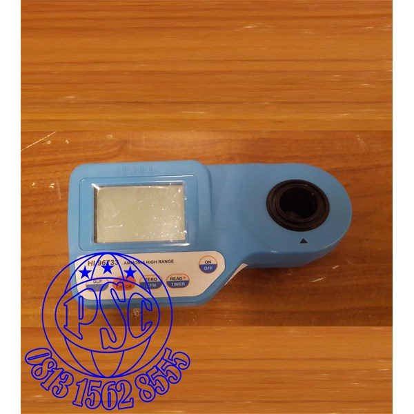 Ammonia Meter HI96715 Photometer Hanna Instruments